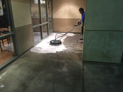 Commercial - Power Wash