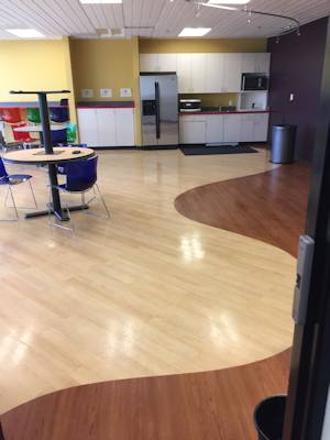 Commercial - Tile Cleaning